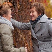 Осенний день :: Анастасия Эрентраут