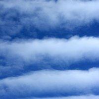 Полосатое небо :: Дмитрий Арсеньев