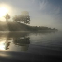 Утро в тумане. :: Weskym Markova