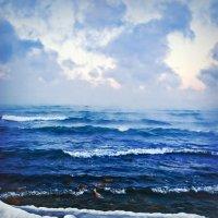 Холодное Море :: Алексей Латыш