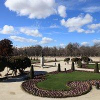 Парк в Мадриде :: Вероника Касаткина