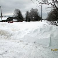 снег да снег кругом... :: Леонид Виноградов