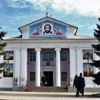 Церковь :: Михаил Михайлов