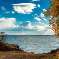 Осенняя Нарочь :: Владимир Апенко