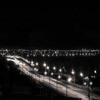 Ночной Иркутск :: Алёна Бодрова