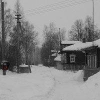Зима :: Лев Лебедев