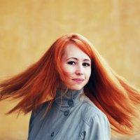 Orange girl :: Максим Самозвалов