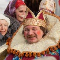 Царь Блин :: Вячеслав Иванов