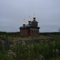 Свято-Николаевская церковь. :: Сергей Комков