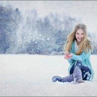 зимнее :: Ирина Овакимян