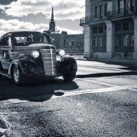 Стокгольм в черно-белых тонах :: Лана Григорьева