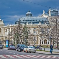 Одесса :: Александр Красноперов