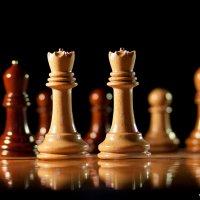 Шахматы 01 :: Алексей Валяев