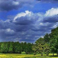 пейзаж :: Владимир Орлов