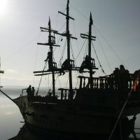 Пиратский корабль :: Анна Шенберг