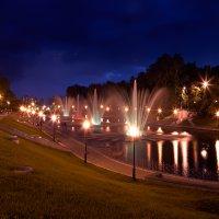Хабаровск, городские пруды :: Сергей Балдин