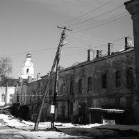 Март в городе Вязьма :: Алексей Каблуков