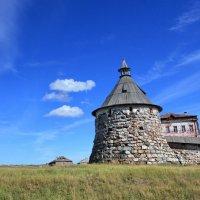 Соловецкая крепость :: Александр Сивкин