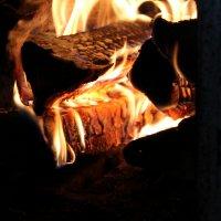 Завеса огня... :: Ксения Пискунова