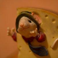 Мышка :: Александр Бабарика