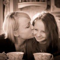 Мама и дочь :: Светлана Вдовина