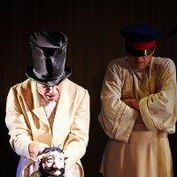 Театр :: Ирина Елисеева