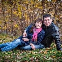 Оля и Стёпа :: Наталия Иванова