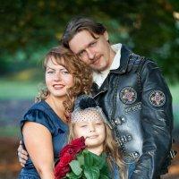 Байкеры тоже бывают хорошими семьянинами :) :: Виолетта Лядвик