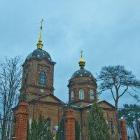 церквушка :: Михаил Фенелонов