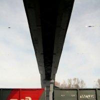 Под мостом :: Дмитрий Арсеньев