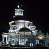 Храм поселок Тельма :: Александр Бабарика
