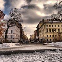 Улица Гороховая :: Рай Гайсин
