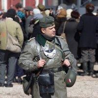 "На съёмках фильма ""Старое ружьё"" :: Андрей Lyz"