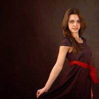 студийный портрет :: Светлана Комлева