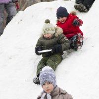 Дети. :: Тимур Валеев