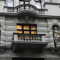 Свет в окне... :: Татьяна Алферова
