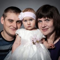 Семейный портрет :: Наталия Иванова