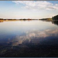 Вечер на озере Гальве. :: Anatolij Maniuto