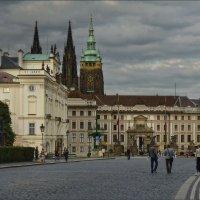 Пражский град :: Ольга Хлуднева