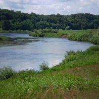 Река :: Илья Бурцев