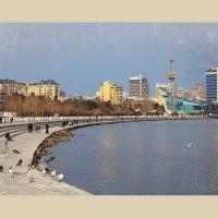 Баку, набережная Парк Бульвар :: Виктория Иманова