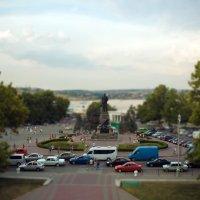 Площадь Нахимова :: Алексей Латыш