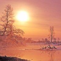 Утро в конце марта. :: Иван Иванов