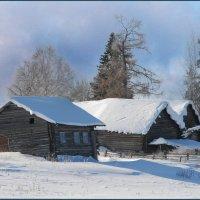 Зима :: Виталий Внимательный.
