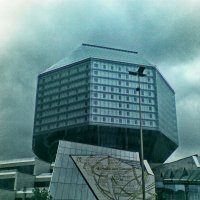 ...нацыянальная бібліятэка беларусі... :: Дмитрий Кулинич
