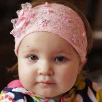 моя внучка)) :: Елена Медведева