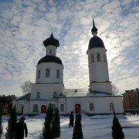 Вознесенский собор... :: Владимир Павлов
