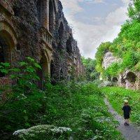 Тропинка среди руин :: Владимир ЯЩУК