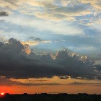 Закат....... :: Александр Манько