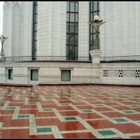 ...дождь...(перед мечетью Кул Шариф) :: Ира Егорова :)))